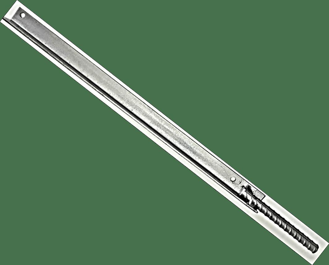 HASTE PARA CONCERTINA 33cm COM PINO