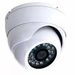 Cameras De Segurança Alta Definição com DVR 4 Canais e Acesso Por APP